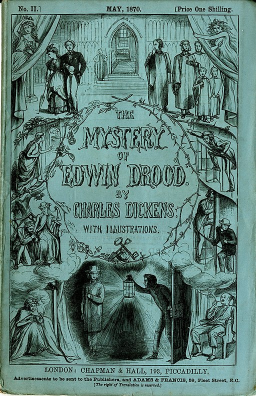 Drood serial cover