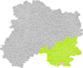 Drosnay (Marne) dans son Arrondissement.png
