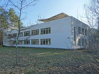 Kaip pateikti į Druskininkų Sanatorinė Mokykla viešuoju transportu - Apie vietovę