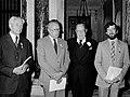 Ds WG Overbosch, Johan Schilstra, Prins Bernhard en Walter Kramer (1979).jpg