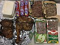 Dulles CBP Seizes Hidden Horse Meat and Horse Genitals from Mongolian Travelers (33155192835).jpg