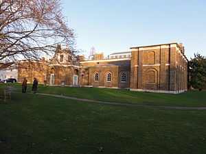 1817 in architecture - Dulwich Picture Gallery