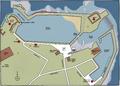 Dunbar fishing port map.png