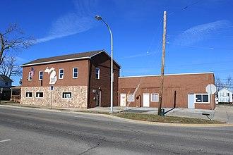 Dundee Township, Michigan - Dundee Township Hall