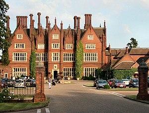Stoke Holy Cross - Dunston Hall Hotel