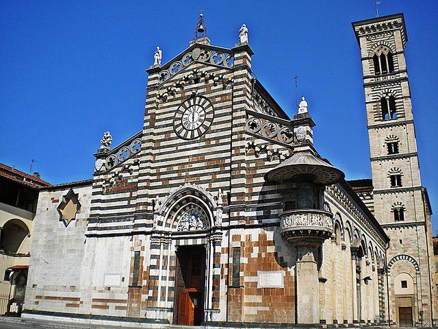 Duomo di prato attrazione prato italia guide turistica for Piazza duomo prato