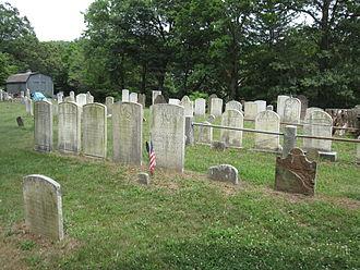 Old Dutch Church of Sleepy Hollow - Old Dutch Church Burying Ground