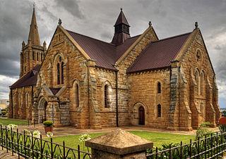 Vryheid Place in KwaZulu-Natal, South Africa