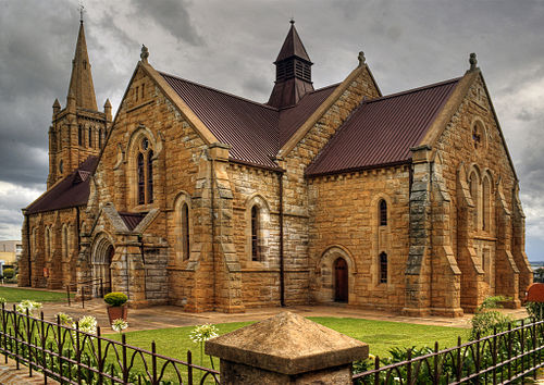 Dutch Reformed Church, Vryheid, South Africa.jpg