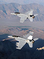 EA-18G and FA-18F over Owens Valley 2008.jpg