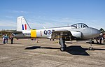 EGSX - Hunting Percival P84 Jet Provost T1 - XD693 (42854928855).jpg