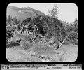 ETH-BIB-Gwandelenfluh-Bergsturz, Wülste mit Arbeitern-Dia 247-00932.tif