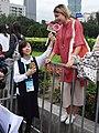 ETtoday Huang Ziwei at Golden Horse Awards Walk of Fame 20161126.jpg