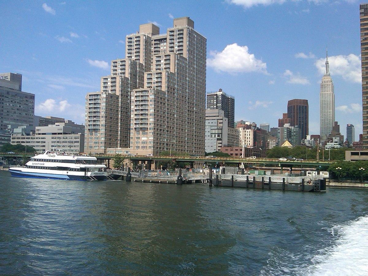 East 34th Street Ferry Landing Wikipedia