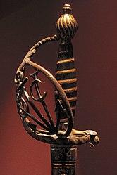Sword of the Dutch East India Company (V.O.C.)