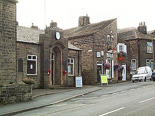 East Morton Human settlement in England