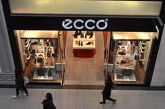 ECCO - ECCO in the Toronto Eaton Centre