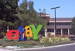 eBay headquarters in San Jose