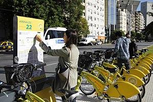 EcoBici (Buenos Aires) - Image: Eco Bici 1