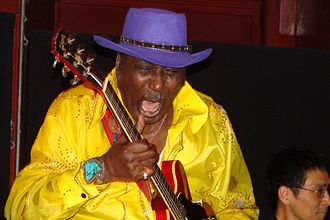 Eddy Clearwater - Image: Eddy Clearwater (blues musician)