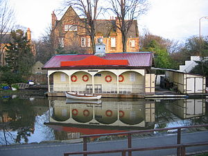 Boathouse - Image: Edinburgh Boathouse