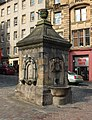 Edinburgh Grassmarket Bow Well 02.JPG