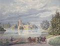 Eduard Gurk - Blick auf Schloss und Park Laxenburg bei Wien - ca 1838.jpeg