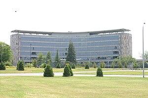 Edward Drake Building - Image: Edward Drake Bldng front 1500 Riverside Ottawa