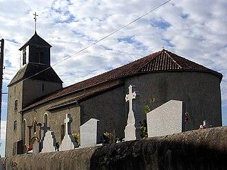 Athos-Aspis - Church of Saint-Pierre