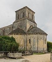 Eglise Marignac abside Charente-Maritime.jpg