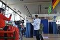 Einkleidung der deutschen Olympiamannschaft Rio 2016 Medientag Hannover 0319.jpg