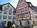 Eisdiele La Piazza in der Altstadt in Bad Wimpfen - panoramio.jpg