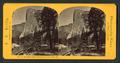 El Capitan, 3,300 feet, Yo Semite Valley, Cal, by Reilly, John James, 1839-1894 2.png
