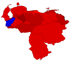 Results by state.