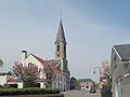 Elene, de Onze Lieve Vrouwe en Geboorte Sint Jozefkerk in straatzicht oeg9705 foto2 2013-05-07 11.51.jpg