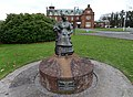 Elizabeth Crichton Statue, Crichton Royal Hospital, Dumfries, Scotlland.jpg