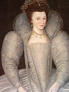 Elizabeth Wriothesley, Countess of Southampton English countess