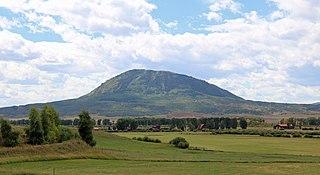 Elk Mountain (Routt County, Colorado) mountain in Routt County, Colorado, United States of America
