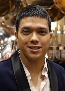 Elmo Magalona Filipino actor and singer