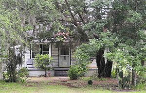 National Register of Historic Places listings in Beaufort County, South Carolina - Image: Emanuel Alston House