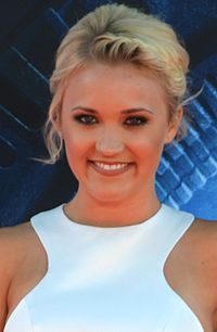 Emily Osment - Guardians of the Galaxy premiere - July 2014 (cropped).jpg