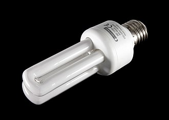 Compact fluorescent lamp - The tubular-type compact fluorescent lamp is one of the most popular types in Europe