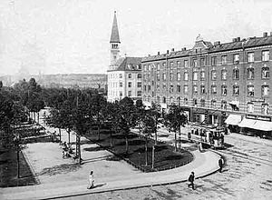 Enghave Plads - Enghave Plads