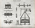 Engineering; cross section of the Bramah planing machine. En Wellcome V0024578.jpg