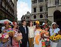 Enrique Peña Nieto y Angélica Rivero en La Habana, Cuba.jpg