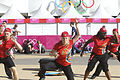 Entertainment in the Olympic Park (7724418740).jpg