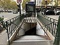 Entrée Station Métro Exelmans Paris 8.jpg