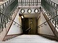 Entrée Station Métro Ranelagh Paris 2.jpg