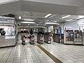 Entrance of Sumiyoshi-Taisha Station 2.jpg