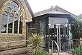 Entrance to Cranleigh Arts Centre - geograph.org.uk - 1879815.jpg